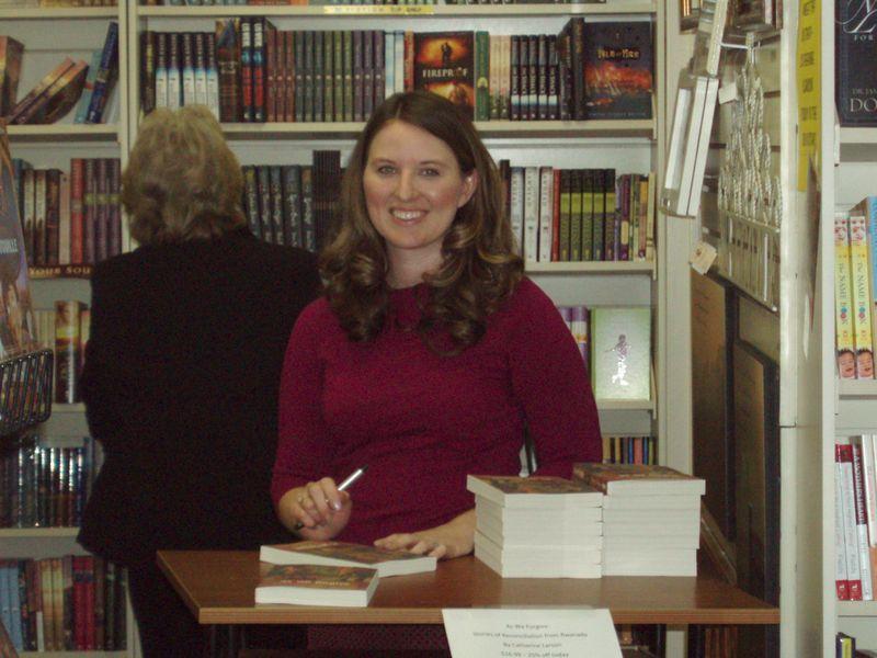 IBC booksigning